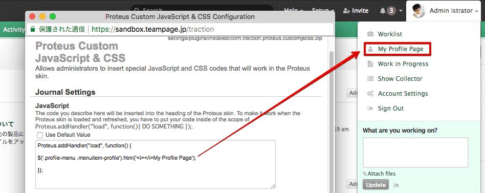 Forum6922: Proteus Custom JavaScript & CSS plug-in